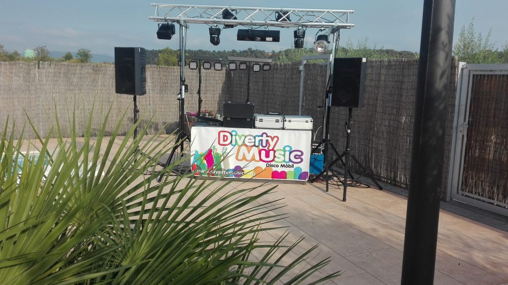 Diverty Music - Disco mobil